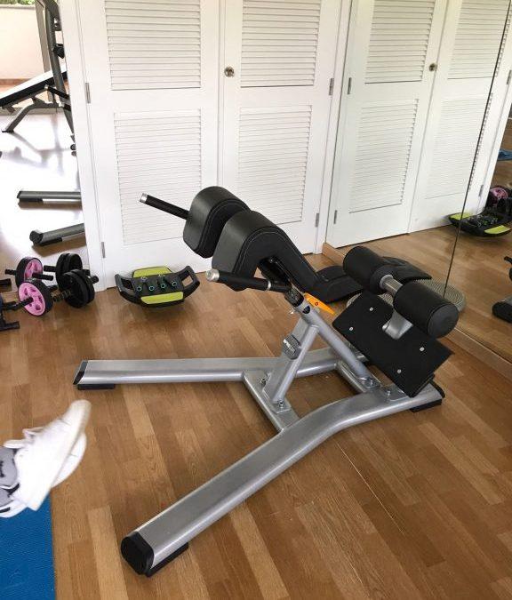 Ampliación Gimnasio Joe´s Gym con material Precor y Spinning