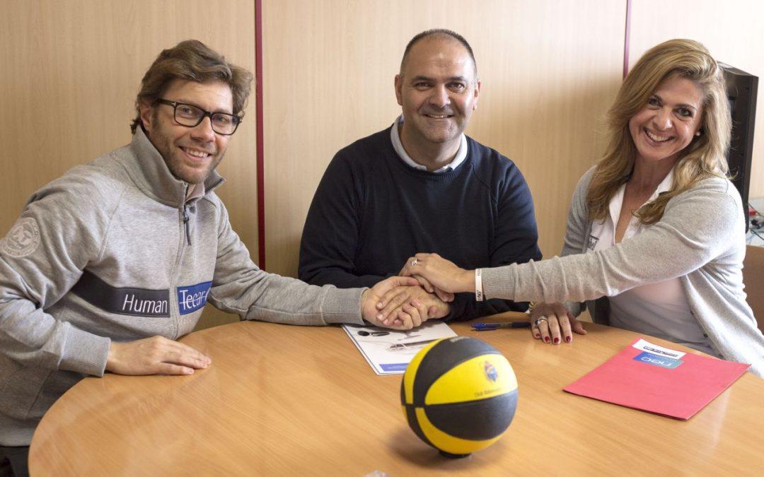 Acuerdo de colaboración entre  El Iberostar Tenerife y Human Tecar