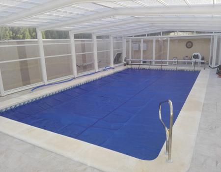 equipamiento para piscinas nec active
