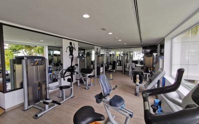 Renovación de las Zonas de Fuerza y Entrenamiento Funcional en el Hotel Riu Palace Meloneras